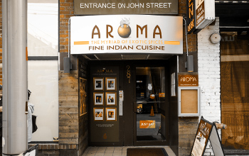 Marvelous Aroma Fine Indian Cuisine Toronto On 416 971 7242 Download Free Architecture Designs Ogrambritishbridgeorg